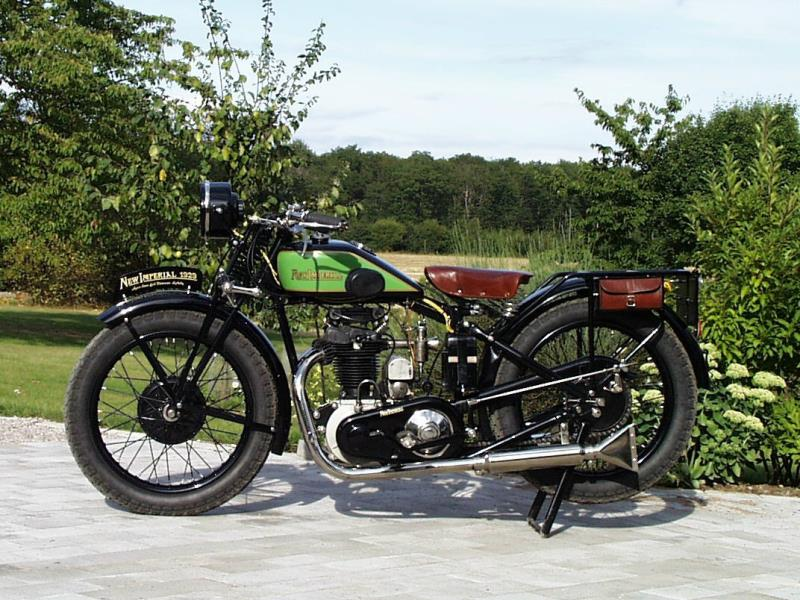 Typical New Imperial Machine 1928-1931